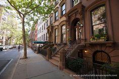 Paseando por el precioso barrio de Brooklyn Heights en #nuevayork #brooklyn #brooklynheights #newyork #newyorkcity #nyc #ny #bigapple #thebigapple
