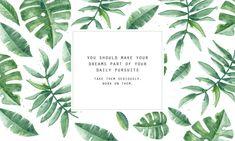 TECH TUESDAY: Get Intentional Desktop Wallpapers - Wonder Forest