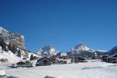 Selva di Val Gardena #escape #holiday #snow #fun