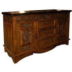 Realeza Vanity | Jorge Kurczyn Western Furniture