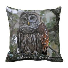 =>>Cheap          	Barred Owl Pillow           	Barred Owl Pillow so please read the important details before your purchasing anyway here is the best buyDeals          	Barred Owl Pillow Review from Associated Store with this Deal...Cleck Hot Deals >>> http://www.zazzle.com/barred_owl_pillow-189748987814544090?rf=238627982471231924&zbar=1&tc=terrest