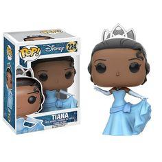 Funko Disney Princess And The Frog POP Tiana Vinyl Figure - Radar Toys