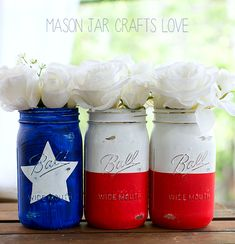 Mason Jar Crafts: Re