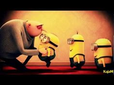We Love To Boogie - Minions (Despicable Me)