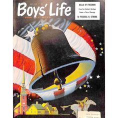 Boys Life Magazine, July 1954 | $15.62