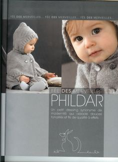Albums archivés - Phildar baby - Decor Diy Home Knitting For Kids, Baby Knitting Patterns, Baby Patterns, Hand Knitting, Crochet Books, Knit Crochet, Crochet Hats, Knitting Magazine, Crochet Magazine