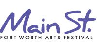 Main Street Arts Fest - One of my favorite Fort Worth events every year!