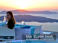 Some days ago I introduced you to the charms of Santorini cuisine and today, I'm not just going to tell you what to eat but also where to do it. I feel like I'm getting a little cocky over here and I'm sorry!  But let's not dwell on my rudeness or our food will go cold. While in Santorini, I had the pleasure of visiting some of the best restaurants I've ever been to and I'd love to share them with you! ...