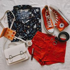 Teen Fashion Outfits, Retro Outfits, Cute Casual Outfits, Cute Fashion, Vintage Outfits, Moda Vintage, Vintage Glam, Character Outfits, Types Of Fashion Styles