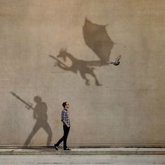 These Are The Creatures In My Neighborhood by Boy_Wonder, via Flickr. You captured my mind, Joel Robison!