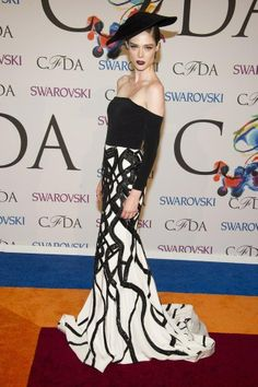 Coco Rocha | All The Looks From The CFDA Awards