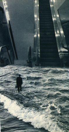 Alle Größen | Escalator and water | Flickr - Fotosharing!