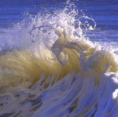 wave  que colores maravillosos indescriptible