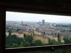 Wien vom Riesenrad
