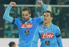 Napoli Menggilas Cesena 4-1 di Stadio Dino Manuzzi - http://www.sentralpos.com/3050/napoli-menggilas-cesena-4-1-di-stadio-dino-manuzzi/
