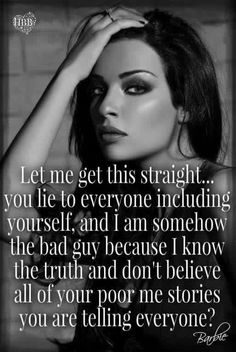 They will be exposed very soon just like the rest of them. The truth always comes out.S one of it already has, compliments of YOUR own family😂😂 Bitch Quotes, Badass Quotes, Sarcastic Quotes, Wisdom Quotes, Quotes To Live By, Me Quotes, Funny Quotes, Qoutes, Great Quotes