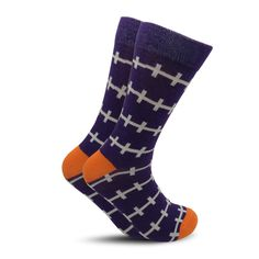 colorful pattern men socks