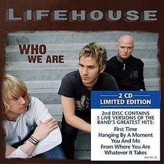 I just used Shazam to discover Broken by Lifehouse. http://shz.am/t45143562