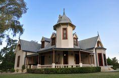 Villa Victoria Wine & Lodge, Accommodation, Mendoza 2012, Best Of Wine Tourism