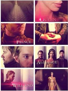 Reign is my new obsession !!!  Can't wait for season 2