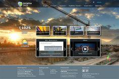 Κατασκευή δυναμικής ιστοσελίδας olympiaodos.gr από τη Mayagraphics με Responsive Web Design, Interactive Map, κυκλοφοριακές ρυθμίσεις, o-pass, κ.ά.