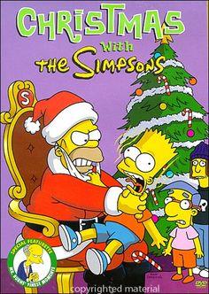 Simpsons, The: Christmas (DVD 2003) | DVD Empire