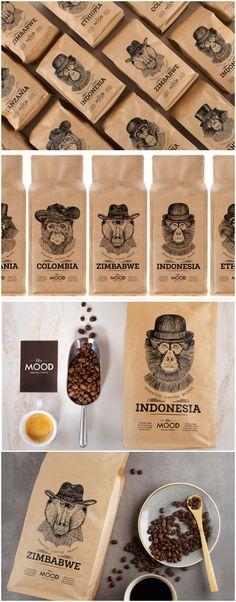 Salvita Bingelytė - The Mood Coffee Beans Packaging #packaging #design #diseño #empaques #embalagens #パッケージデザイン #emballage #bestpackagingdesign #worldpackagingdesign #worldpackagingdesignsociety