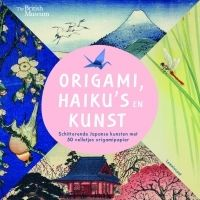 Origami's, Haiku's en Kunst: Februari kunstmaand bij Lemniscaat  Februari is kunstmaand bij uitgeverij Lemniscaat. Via de facebookgroep Kinderboeken mag ik voor de uitgeverij drie boeken uit de speciale Uit de Kunstfolder drie boeken reviewen.  Vandaag schrijf ik over Origami, Haiku's en Kunst, schitterende Japanse kunsten met 50 velletjes origamipapier.   #haiku #kunstmaand #lemniscaat #origami