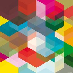 Geometric patterns!  iPad HD Retina Wallpapers designed by Simon C Page | Veerle's blog 3.0