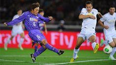 Jogo 1 - Play-off para as quartas de final - Yokohama, International Stadium Yokohama