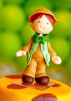 Expedição do Davi, para comemora r seu primeiro ani nho....   Cubos em madeira por Sete Decorações...   Teve muitos bichos da selva e muito...