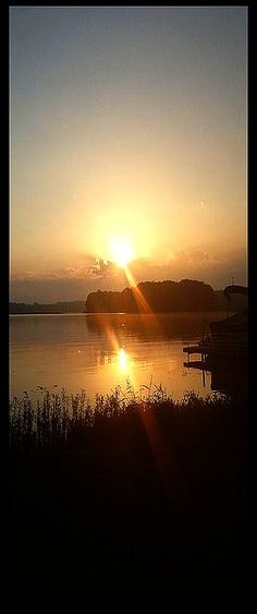 beautiful sunset #photo via: pd4pic.com