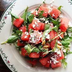 The best watermelon dishes and salads to try before summer ends.