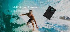 Xiaomi Yi 4K Action Cam 2 im Preview. Der Nachfolger der Xiaom Yi steht in den Startlöchern und überrascht mit einem schnellen A9 Prozessor und Sony IMX377 Bildsensor.