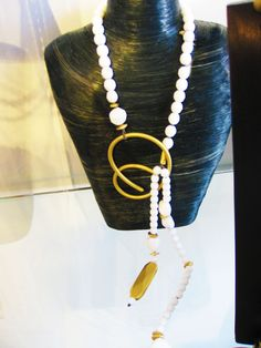 Another beautiful necklace from Aurum Collections. #fashion