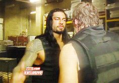 @wweromaneigns easy tiger :) though you are so sexy when your mad