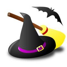 Halloween Icon by nicubunu - Halloween - witchcraft  Part of the