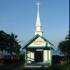 st peter's church, kona