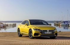 VW Arteon: Driving Volkswagen's Latest—and Maybe Last—New Sedan to Wolfsburg Volkswagen Golf Variant, Vw Arteon, Honda Accord Touring, Lexus Dealership, Volvo Wagon, Jaguar Xj, Sports Sedan, Audi A5, Limousine