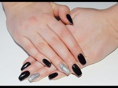 How to gel nails with nail tips