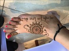 Funky indian wedding mehendi