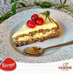 Spravte si doma dovolenkovú atmosféru. Vďaka hlavnej ingrediencii v tejto torte sa vám to určite podarí. http://bit.ly/2aSVEqx