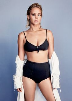 Jennifer Lawrence - Glamour Magazine - February 2016