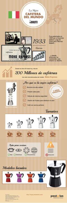 10+ mejores imágenes de Cafetera Italiana | cafetera