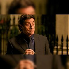 IAN MCSHANE To Star In AMERICAN GODS...