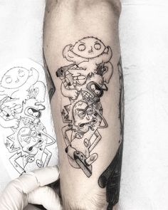 Search inspiration for a Blackwork tattoo. Gaming Tattoo, B Tattoo, Black Tattoos, Black Art, Tattoo Artists, Ink, Inspiration, Tattoo Ideas, Forget