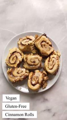 Diabetic Food List, Diabetic Recipes, Healthy Recipes, Vegan Gluten Free, Gluten Free Recipes, Baking Recipes, Healthy Treats, Healthy Desserts, Breakfast Recipes