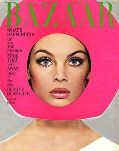Harper's Bazaar, 1963.