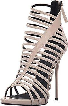Giuseppe Zanotti Women's High Heels – Ver Formentera / tan