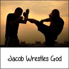 Jacob Wrestles God - Genesis 32:22-30 (Y2-3)